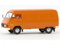 Hanomag Henschel F 25 skříň oranžový