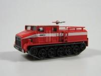 SDV 292 Mazur D-350, hasičská cisterna SDH Varnsdorf