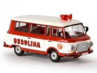 Brekina 30034 Barkas B 1000 Bus Berolina (2.verze)