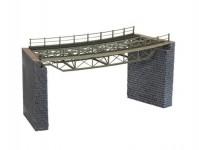 Noch 67025 most ocelový obloukový R360 x 205mm