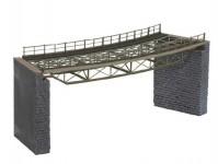 most ocelový obloukový R437 x 245mm