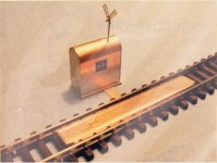 Miniatur mn08 vagonová váha