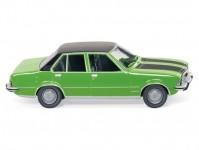 Wiking 79603 Opel Commodore zelený s černou střechou