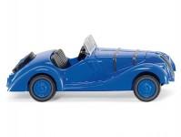 Wiking 82803 BMW 328 modré