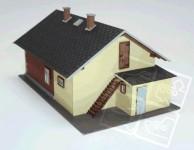IGRA MODEL 121018 strážní domek Batelov