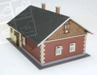 IGRA MODEL 122018 strážní domek Batelov