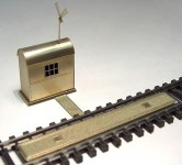 Miniatur mtl28 vagónová váha stavebnice