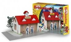 Brickadoo 20919 hasičská stanice Brikadoo