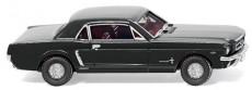 Wiking 20502 Ford Mustang Coupé černý
