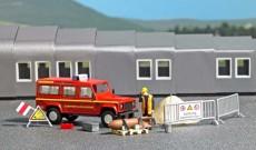 Busch 7724 Minisvět - Likvidace výbušnin - doprodej