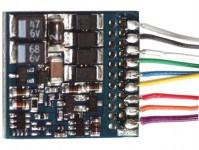 ESU 54620 dekodér funkční LokPilot Fx V4.0 MM/DCC/SX, NEM652