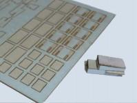 IGRA MODEL 131005 drátovody - typ 2