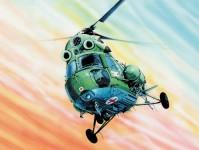 Vrtulník Mi 2