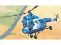 Směr 991 Vrtulník Mi 2 - Policie