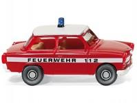 Wiking 86124 Trabant 601 S hasičcské vozidlo