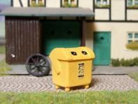 kontejner na plast