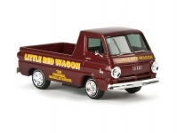Brekina 34331 Dodge A 100 Pick-up Little Red Wagon