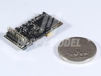Zimo MX645P22 zvukový dekodér MX645 NEM 658 PluX22