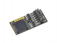 malý dekodér MX623 připojení PluX12 dle NEM658