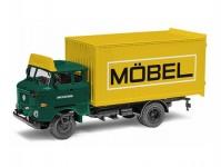 Busch 95117 IFA W50L s kontejnerem Möbel - doprodej