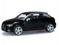 Herpa 034531 Audi A1 černá metalíza AOZ
