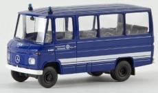 """Brekina 36708 MB O 309 Bus """"THW"""""""