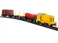 Piko 57090 sada myTrain s dieselovou lokomotivou a nákladním vlakem