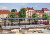 Auhagen 11440 kryté nástupiště
