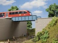 železniční most jednokolejný