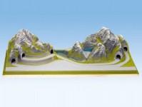 Noch 83860 kolejiště Bergün 125 x 60 cm