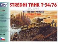 SDV 87134 střední tank T-34/76 vz.1941