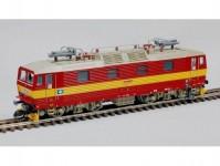 Kuehn Modell 95014 elektrická lokomotiva řady 372 ČD Cargo V.epocha