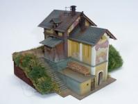 IGRA MODEL 140002 strážní domek Kleny