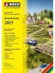 Noch 71150 katalog NOCH 2015 s doporučenými cenami - doprodej
