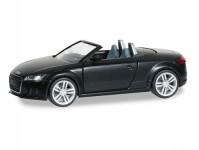 Herpa 028400 Audi TT Roadster černé