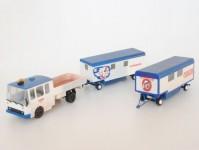SDV 369 Liaz 101 + T5U, cirkusový set