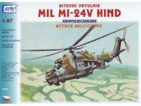 SDV 7006 MIL MI-24V HIND, bitevní vrtulník - doprodej