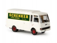 "Fiat Zeta Kasten ""Schenker Italiana"" - doprodej"