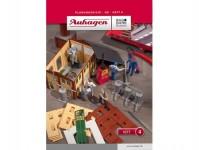 Auhagen 80004 Pomocník stavebnicového systému č. 4