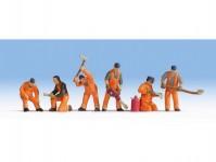 Noch 15276 traťoví dělníci