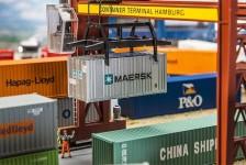 """Faller 180820 kontejner 20 stop """"MAERSK"""""""