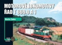 Motorové lokomotivy řad T669.0 a 1