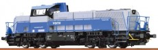 Brawa 42702 dieselová lokomotiva Gravita 15 BB Voith VI.epocha DC/S