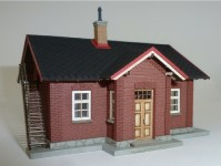 strážní domek verze 2