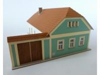IGRA MODEL 151011 vesnický dům typ 2