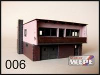 Atelier WEPE 10012 rodinný domek Šumperák