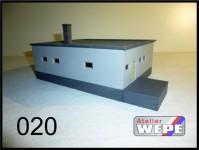 Atelier WEPE 10040 venkovská prodejna Jednoty