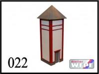 Atelier WEPE 10043 trafostanice