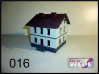 Atelier WEPE 10216 nádražní budova Kouřim