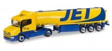 Herpa 305624 Scania H cisterna na benzín Jet